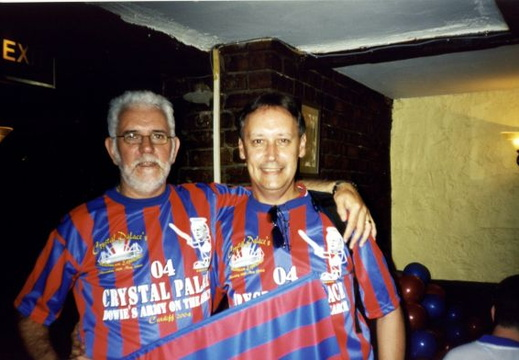 Palace Fan In Alabama and Bunghole