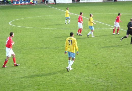 Crewe Away 1