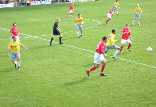 Crewe Away 2