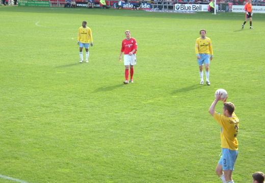Crewe Away 3