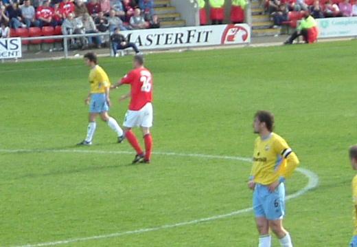 Crewe Away 4