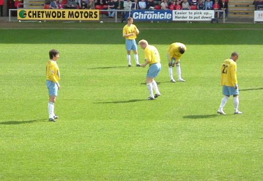 Crewe Away 7