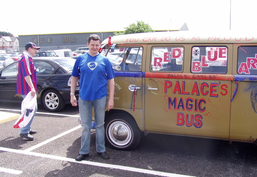 Dave and the Magic Bus