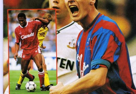 1990 FA Cup Semi Final Program
