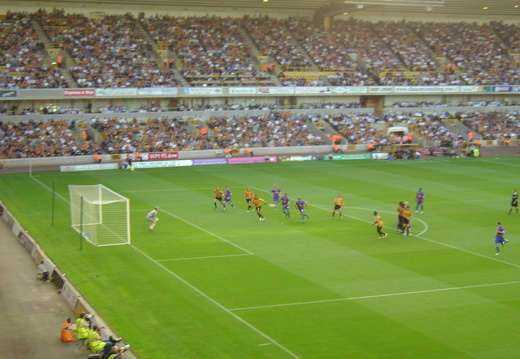 another wasted free kick