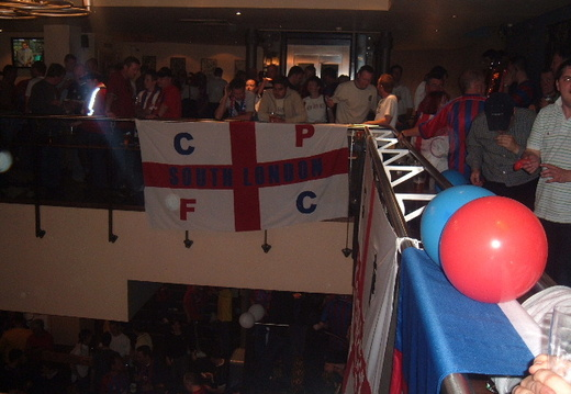 Flags in the bar 2