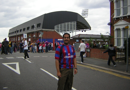 011 Me on the Holmesdale Road