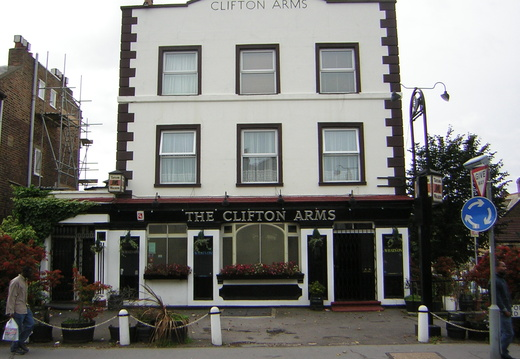 036 Came to Selhurst on a non matchday here s the Clifton Arms