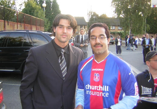 086 Julian Speroni whose brother in law lives in New Jersey