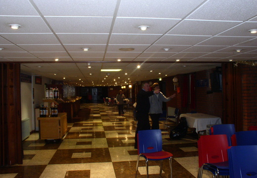 01 Players Lounge before the transformation