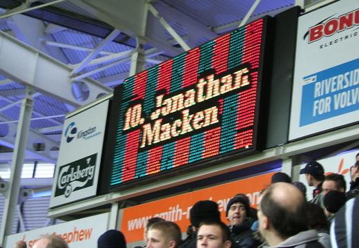 Palace vs Hull City FC 14th January 2006 013