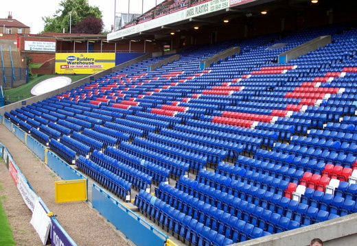 holmesdale empty