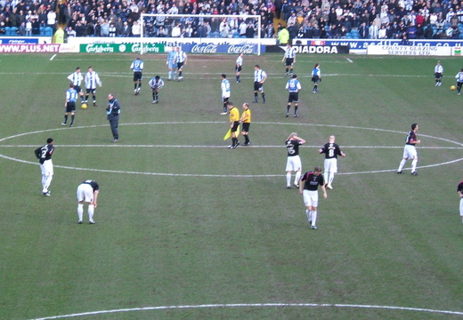 Palace v Sheffield Wednesday A 11 2 2006 011